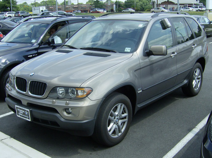 auto appraisals alan 2005 bmw x5 suv. Black Bedroom Furniture Sets. Home Design Ideas