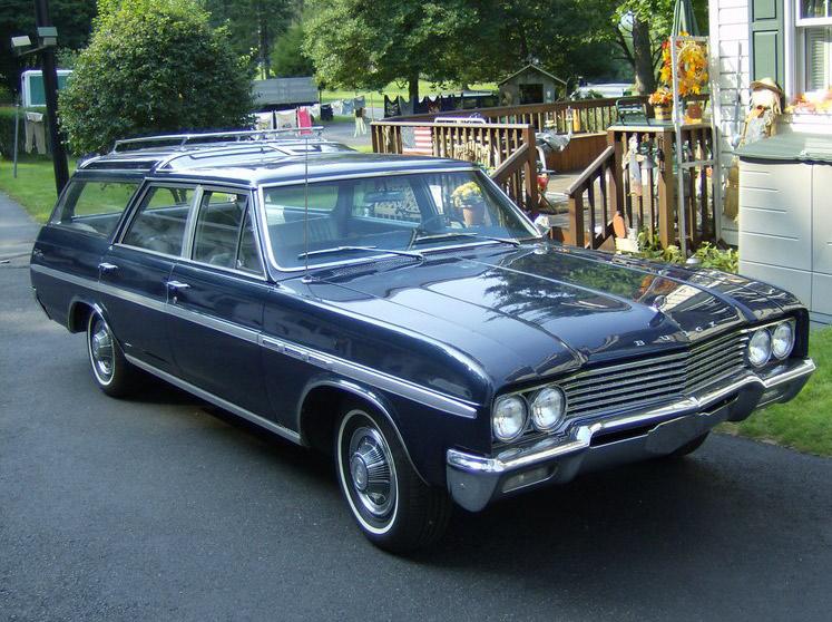 Buick Skylark Wagon