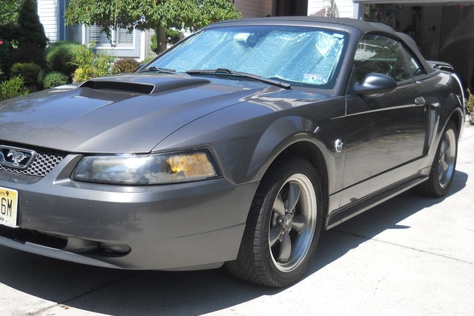 auto appraisals alan 2004 ford mustang gt convertible. Black Bedroom Furniture Sets. Home Design Ideas
